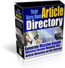 Thumbnail Your Very Own Article Directory With MRR